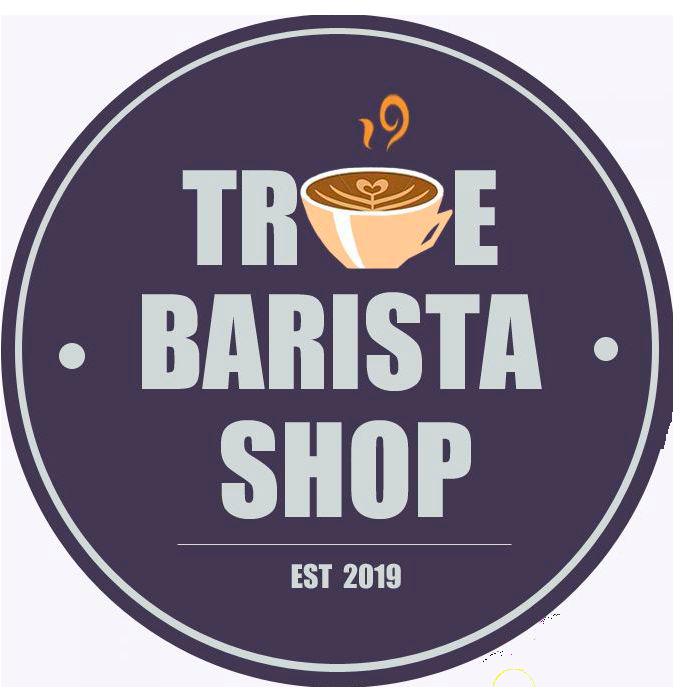 True Barista Shop logo