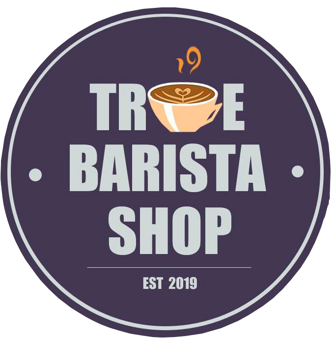 True Barista Shop logo